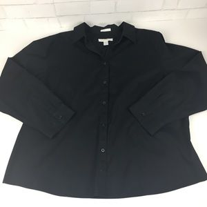 Chico's Button Down Shirt Size Chico's 3